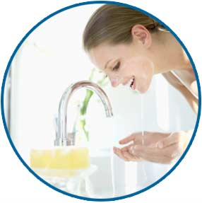 Home and family water treatment systems