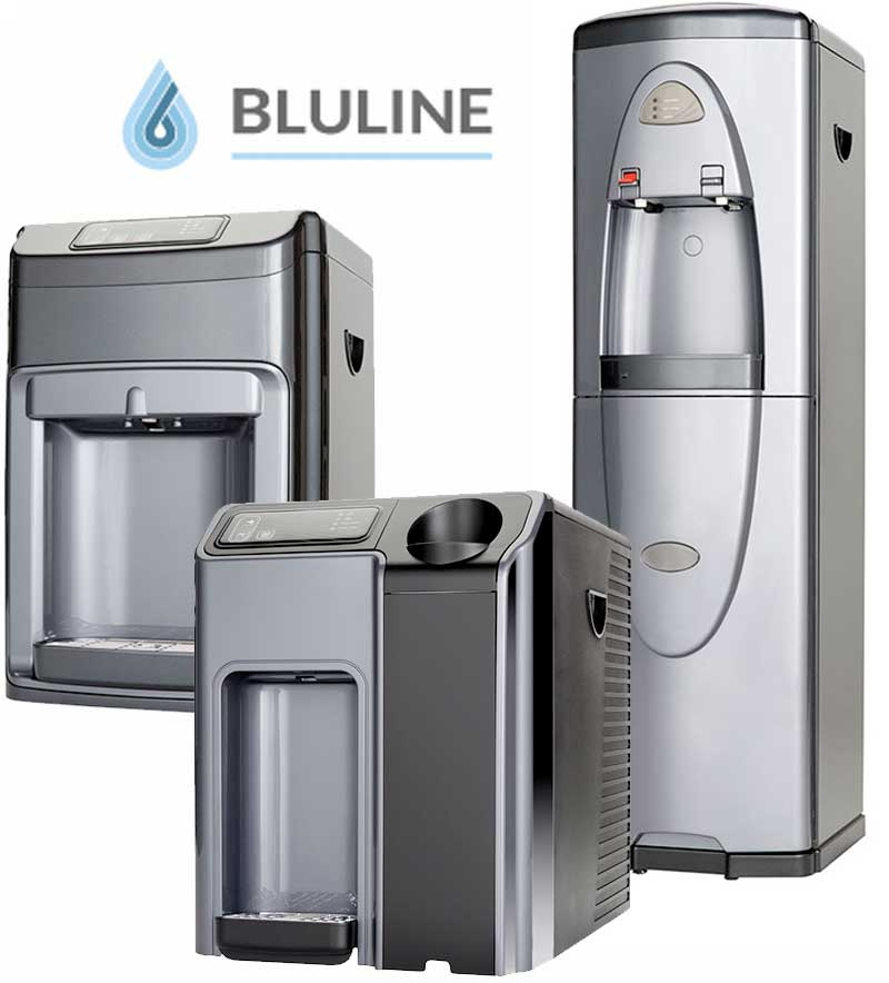 Bluline Bottleless Coolers Western Waterworks Water